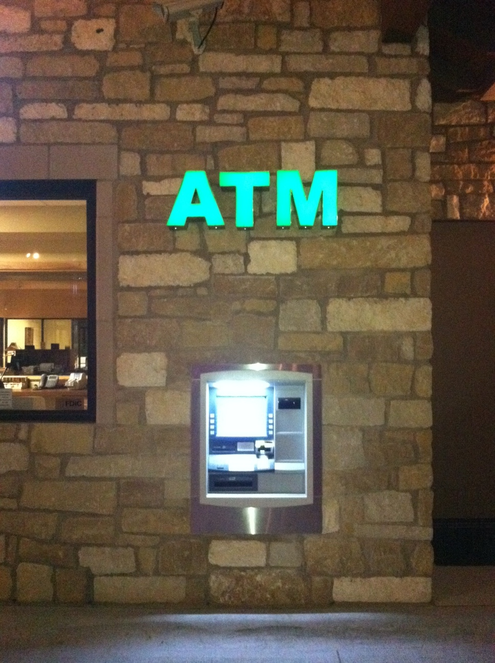 ATM Channel Letter