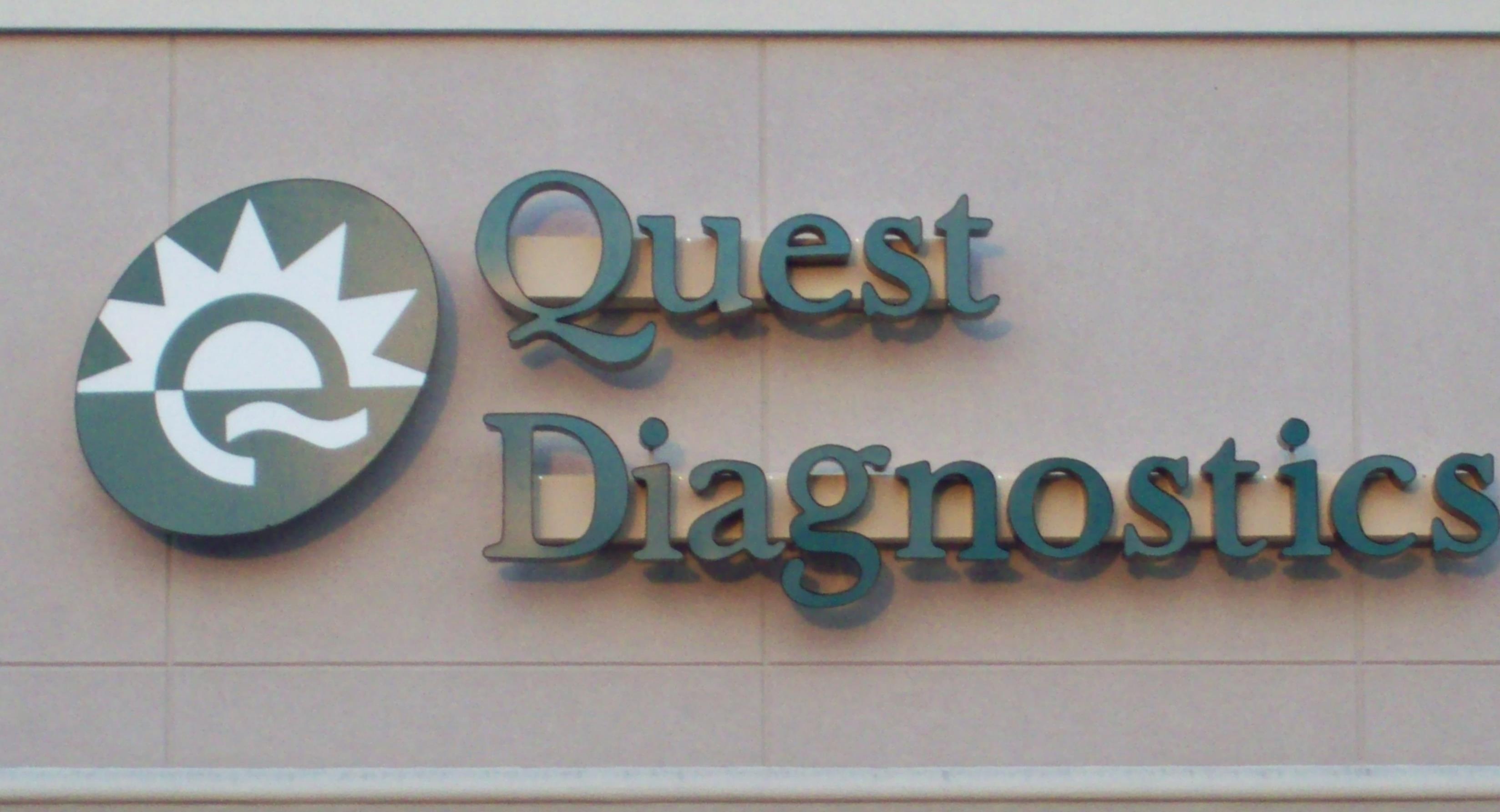 Quest Diagnostics - Channel Letters