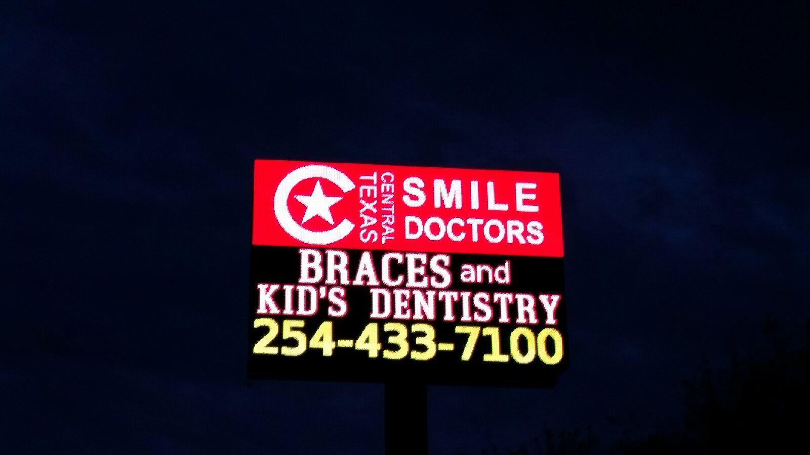 Smile Doctors - LED Digital Sign