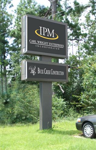 IPM - I.D. Pole Sign